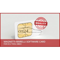 MAGNETTI MARELLI SOFTWARE CARD FOR ECU TOOL OBDII