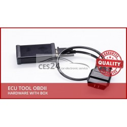 ECU TOOL OBDII HARDWARE WITH BOX