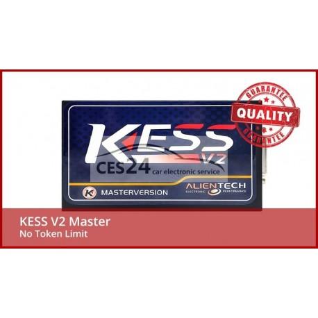 Shipping KESS V2 Master V2.30 Newest OBD2 Manager Tuning Kit No Token Limit Kess V2 Master FW V4.036 Master Version