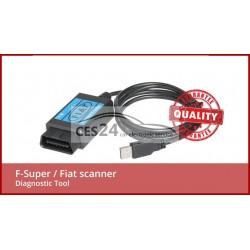 F-Super / Fiat scanner