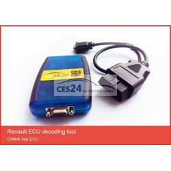 RENAULT ECU DECODING TOOL K+CAN NEW BOX