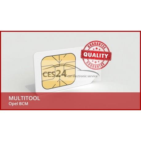 MULTITOOL Opel BCM