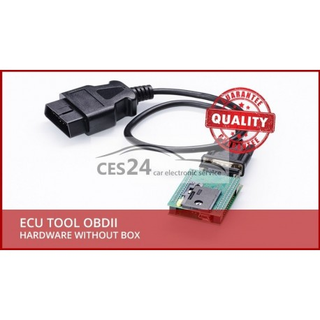 ECU TOOL OBDII HARDWARE WITHOUT BOX