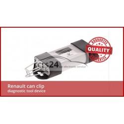 Renault Can Clip V187 Professional Diagnostic Tool