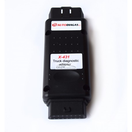 Truck adapter for Launch x-431 12v to 24v